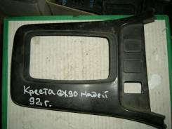 Консоль центральная. Toyota Cresta, GX90 Двигатель 1GFE