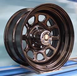 Ikon Wheels. 8.0x16, 6x139.70, ET-22, ЦО 110,5мм.