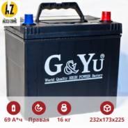 G&Yu. 85 А.ч., правое крепление, производство Корея