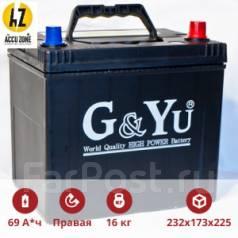 G&Yu. 85А.ч., Прямая (правое), производство Корея