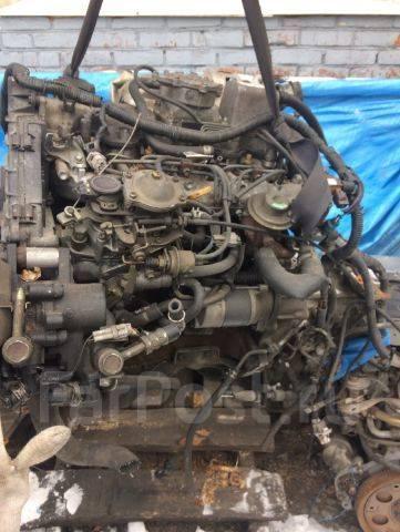 Двигатель Тойота CV40 3CT (3C-T) 2.2 л турбо-дизель,91л. с