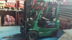Mitsubishi. Погрузчик вилочный , 1 500 куб. см., 1 500 кг.