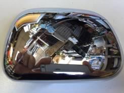 Накладка на зеркало. Toyota Harrier