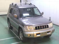 Капот. Mitsubishi Pajero iO, H76W