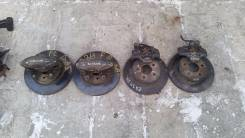 Рабочая тормозная система. Nissan Skyline, ER33, ER34, HR34, HR33, BNR34, BCNR33 Двигатели: RB20DE, RB25DET, RB26DETTHI, 4WD, RB20E, RB25DE. Под заказ