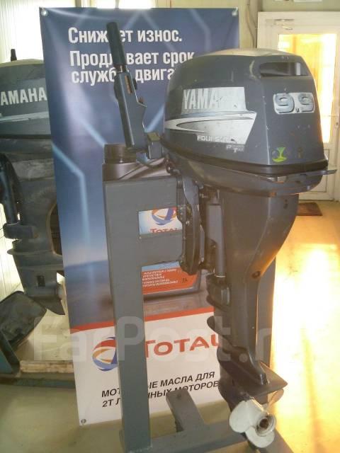 Yamaha. 9,90л.с., 4-тактный, бензиновый, нога L (508 мм), Год: 2006 год