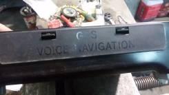 Блок управления навигацией. Lexus GX470, UZJ120 Двигатель 2UZFE
