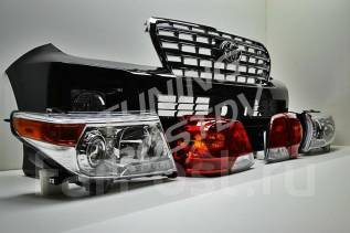 Кузовной комплект. Toyota Land Cruiser, UZJ200W, VDJ200, UZJ200 Двигатели: 1VDFTV, 2UZFE