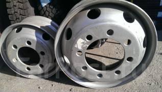 Продажа грузовых колесных дисков. x17.5
