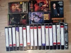 Видеокассеты для взрослых 22 штуки.
