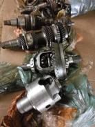 Механическая коробка переключения передач. Subaru Legacy