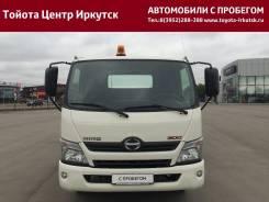 Hino 300. Продается автоэвакуатор HINO 300 от предприятия в Иркутске, 4 009 куб. см., 7 500 кг.