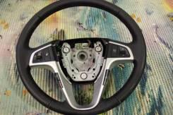 Переключатель на рулевом колесе. Hyundai Solaris, RB