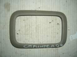 Консоль центральная. Toyota Sprinter, AE110 Двигатель 5AFE