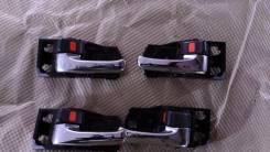 Ручка двери внешняя. Toyota Crown, YXS11, YXS10, GXS10 Toyota Mark II Wagon Blit, GX110, JZX110, GX115, JZX115 Toyota Mark II, JZX110 Двигатели: 3YPE...