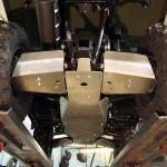 Защита рычагов на квадроцикл Arctic Cat 500 TRV/ 700 EFI TRV