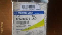 Кнопка включения 4wd. SsangYong Musso Sports
