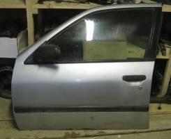 Дверь боковая. Nissan Primera, P10, P10E