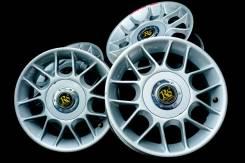 RS Wheels. 6.0x14, 5x100.00, 5x114.30, ET38