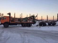 Камаз 53229. Продается лесовоз, 15 000 кг.