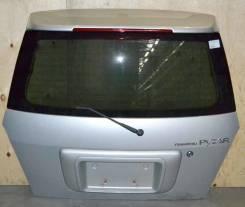 Спойлер на заднее стекло. Daihatsu Pyzar, G303G