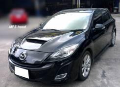 Капот. Mazda Axela Mazda Mazda3, BL