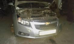 Chevrolet Cruze. C. Cruze 2011г серебро