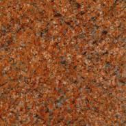 Гранит. Плитка гранитная Империал Ред (Imperial Red), 18*600*300 мм, термообработка с микрофаской, м2