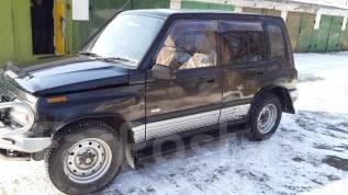Suzuki Escudo. автомат, 4wd, 1.6, бензин, 225 555 тыс. км