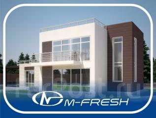 M-fresh Tiёsto! (Покупайте сейчас со скидкой 20%! Узнайте! ). 200-300 кв. м., 2 этажа, 4 комнаты, бетон