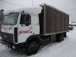 МАЗ 5336. Продам (фургон) 2008 г., 14 860 куб. см., 8 000 кг.