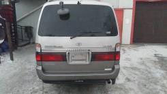 Дверь багажника. Toyota Hiace, KZH100G, KZH106G, KZH106W, KZH110G, KZH116, KZH116G Двигатель 1KZTE