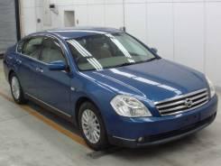 Nissan Teana. VQ35DE