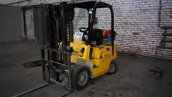Nissan. Вилочный погрузчик бу, 1 500 куб. см., 1 500 кг.