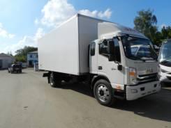 JAC N120. Промтоварный фургон, 3 800 куб. см., 8 000 кг. Под заказ