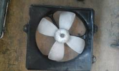 Вентиляторт радиатора кондиционера,Тоуоtа Carina AT210