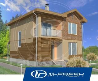 M-fresh Man (Покупайте сейчас со скидкой 20%! Узнайте! ). 100-200 кв. м., 2 этажа, 4 комнаты, бетон