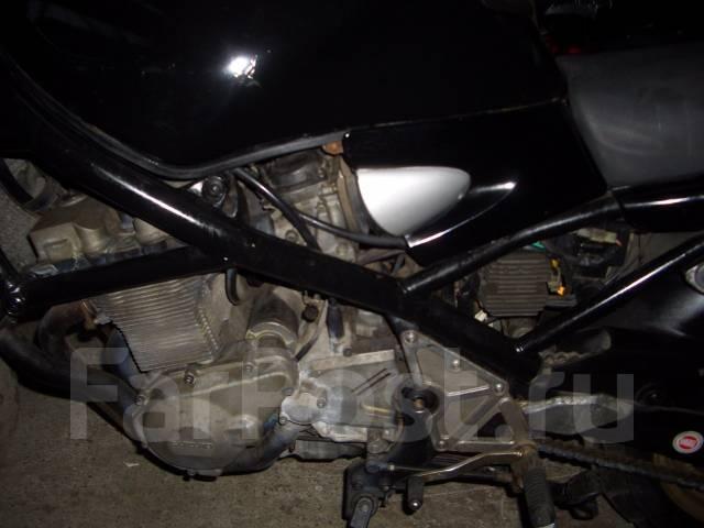 Suzuki GSF 400 Bandit. 400 куб. см., исправен, птс, без пробега