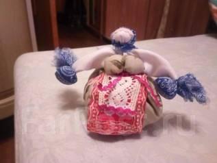 Кукла - кубышка ручной работы