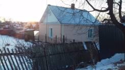 Продается дом с услугами. Улица Ушакова 40, р-н Трудовое, площадь дома 65 кв.м., централизованный водопровод, электричество 15 кВт, отопление электри...