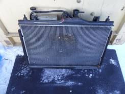Радиатор охлаждения двигателя. Nissan AD, VY12 Двигатель HR15DE