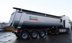 Grunwald. Новый самосвальный полуприцеп 34 m3, 39 000 кг.