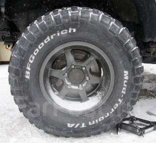 Комплект грязевых колес LT255/85R16. 8.0x16 6x139.70 ET0