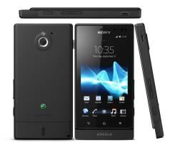 Sony Xperia sola. Б/у