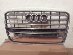 Решетка радиатора. Audi A8, 4HC, 4HL, D4/4H Audi S8, 4HC, 4HL Двигатели: CDRA, CDSB, CDTA, CDTB, CDTC, CEJA, CEUA, CGTA, CGWA, CGWD, CGXA, CGXC, CHJA...