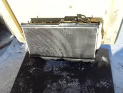 Радиатор охлаждения двигателя. Subaru Legacy Lancaster, BH9 Двигатели: EJ25, EJ20