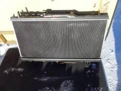 Радиатор охлаждения двигателя. Toyota Carina, AT211 Двигатель 7AFE