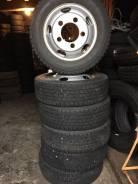 Dunlop DSX-2. Зимние, без шипов, 2012 год, износ: 10%, 6 шт