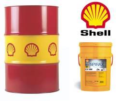 Shell Spirax. Вязкость 10W-, синтетическое. Под заказ