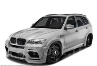 Обвес кузова аэродинамический. BMW X5, E70. Под заказ